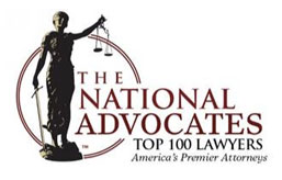 National Advocates Top 100 Lawyers